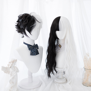 Couple stitching wig YC21845