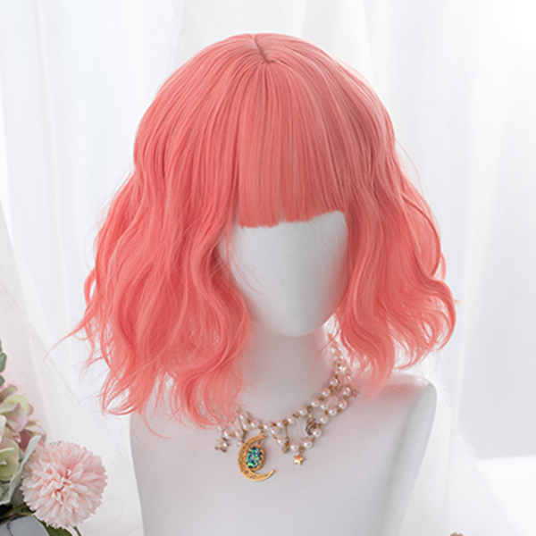 Lolita wave roll wig  YC21901
