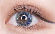 Second generation Galaxy Grey Contact Lens (two pieces) YC21905
