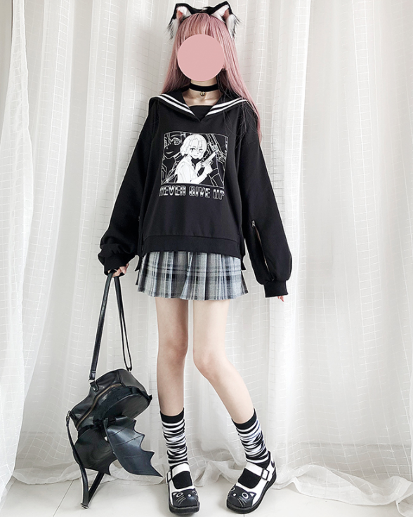 Shooter game cos sweater YC22035