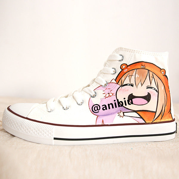Cos Himouto! Umaru-chan hand-painted shoes YC22059