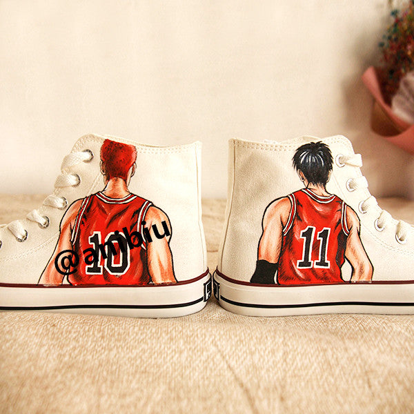Cos Slam Dunk handmade painting shoes YC22064