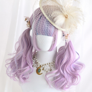 Lolita mixed color wig YC22082