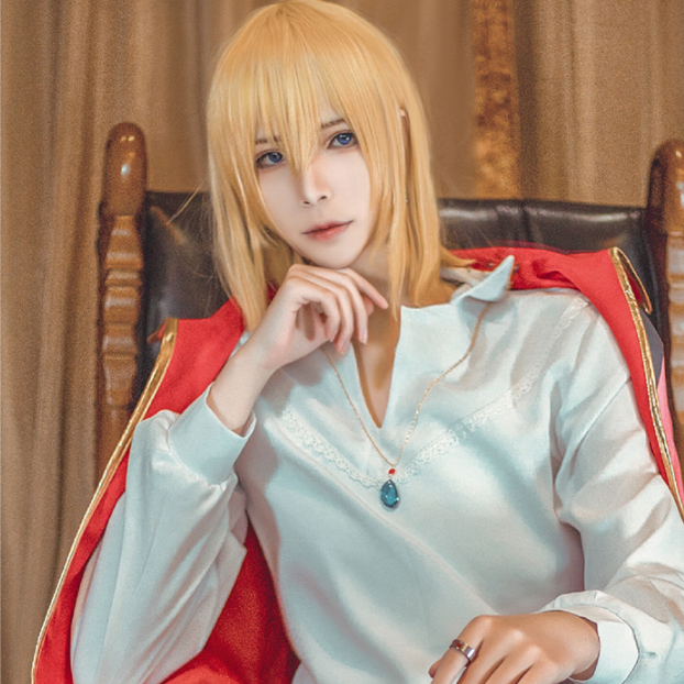 Howl's Moving Castle cos wig YC22083