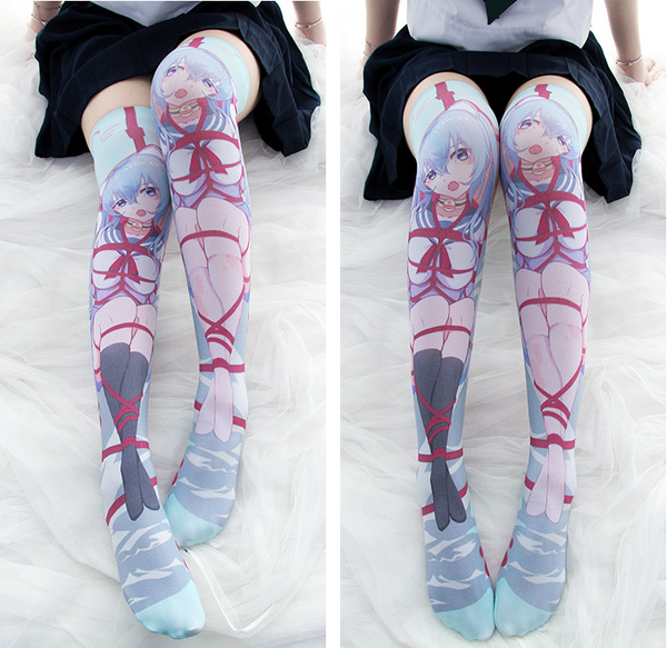 Japanese Anime Socks YC22159