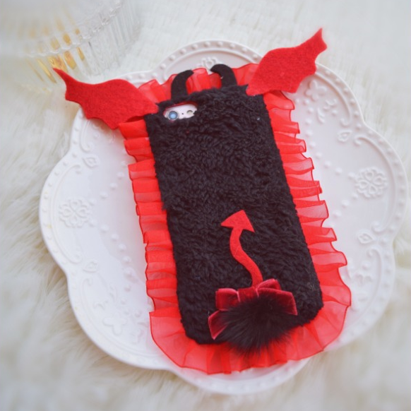 Little devil wings iPhone case yc22226