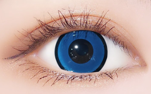 COSplay Blue contacts lens(Two Piece)yc22228