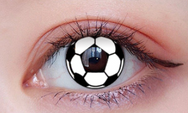 COSplay football Contacts Lens(Two Piece)yc22242