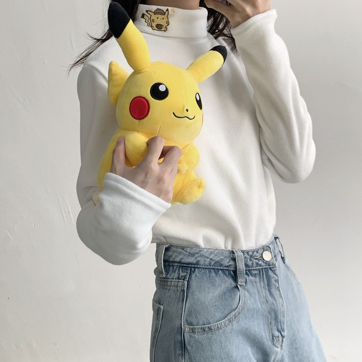 Cute Pikachu cartoon long sleeve yc22245