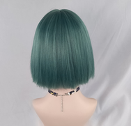 Polaris Green Wig yc22259