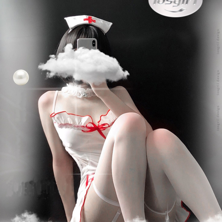 Sexy nurse suit yc22283