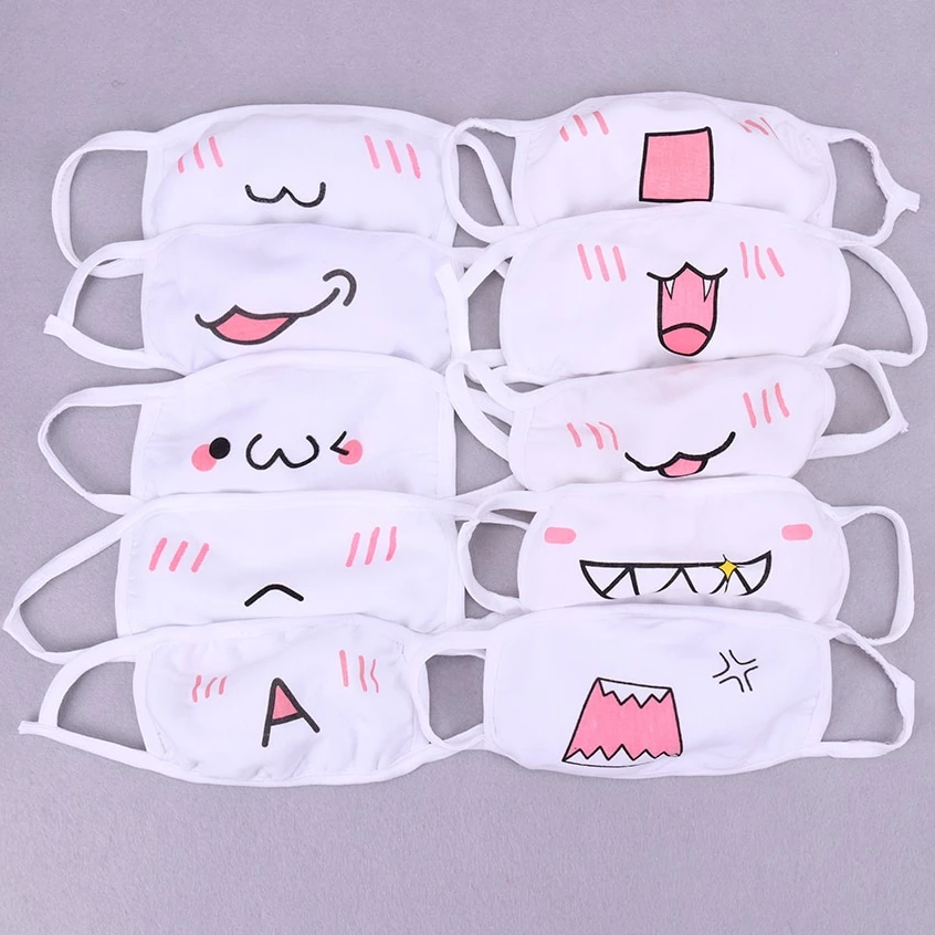 Cute funny face mask yc22370