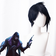 League Of Legends Aphelios Cosplay Wig  yc22479