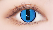 COSplay blue Contacts Lens(Two Piece) yc22534