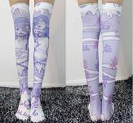 Japanese anime socks yc22569