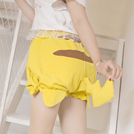 Cute Pikachu Pumpkin Pants yc22638