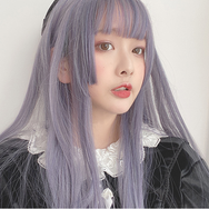 lolita purple wig yc22674