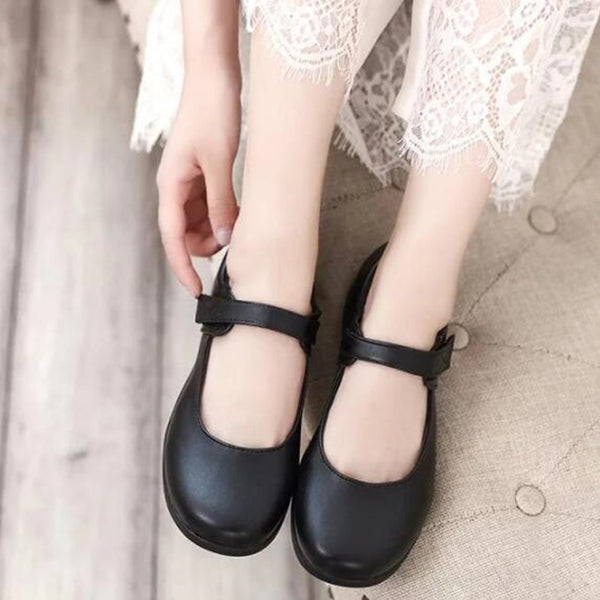 Japanese cosplay uniform shoes YC23664