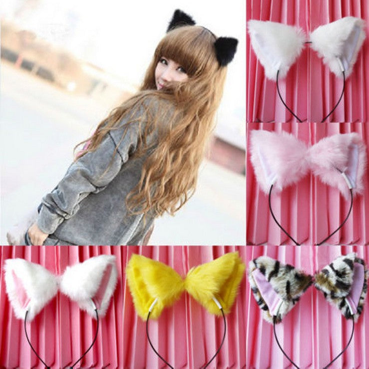 Cosplays fox ear headband YC20433