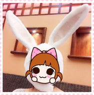 Kawaii rabbit ear hat YC20442