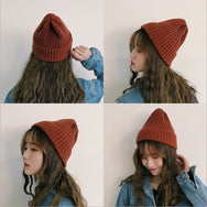 Japanese cute knit hat yc20498