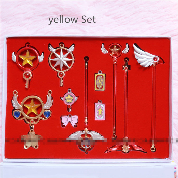 Magic Card Girl Sakura Magic Wand Set YC20126