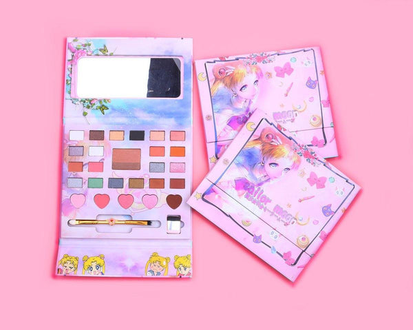 Sailor Moon 27-Color Make-Up Eyeshadow YC30120