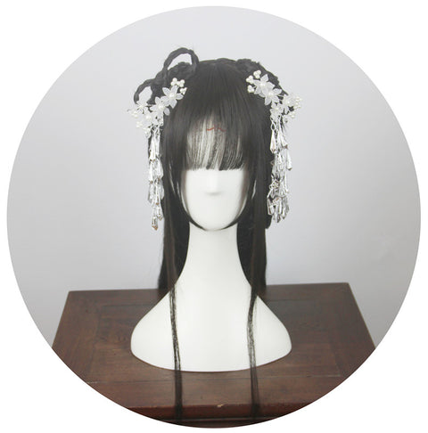 Retro cos wig YC20441