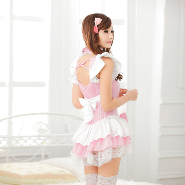 Halloween Cosplay Princess Maid Dress YC20064
