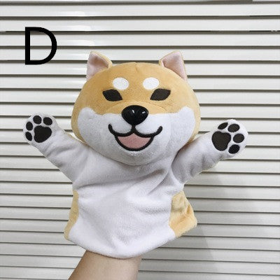Cute puppy puppet hand puppet / toy / doll YC20230