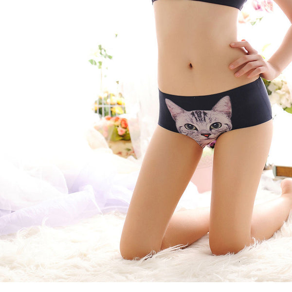 Cute cat panties YC20205