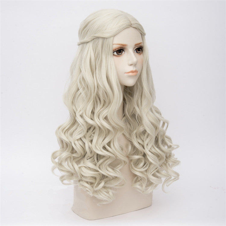 Alice in Wonderland 2 cos wig YC21739