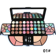Makeup pearlescent eye shadow tray  YC21251
