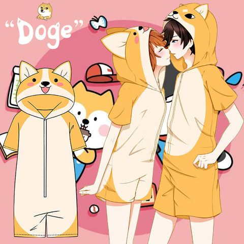 Dream taro dog COS Pajamas YC20272