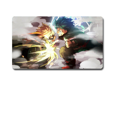 My hero academia cosplay mouse pad  YC21203