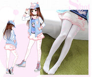 Overwatch D.VA Rabbit stockings YC20314