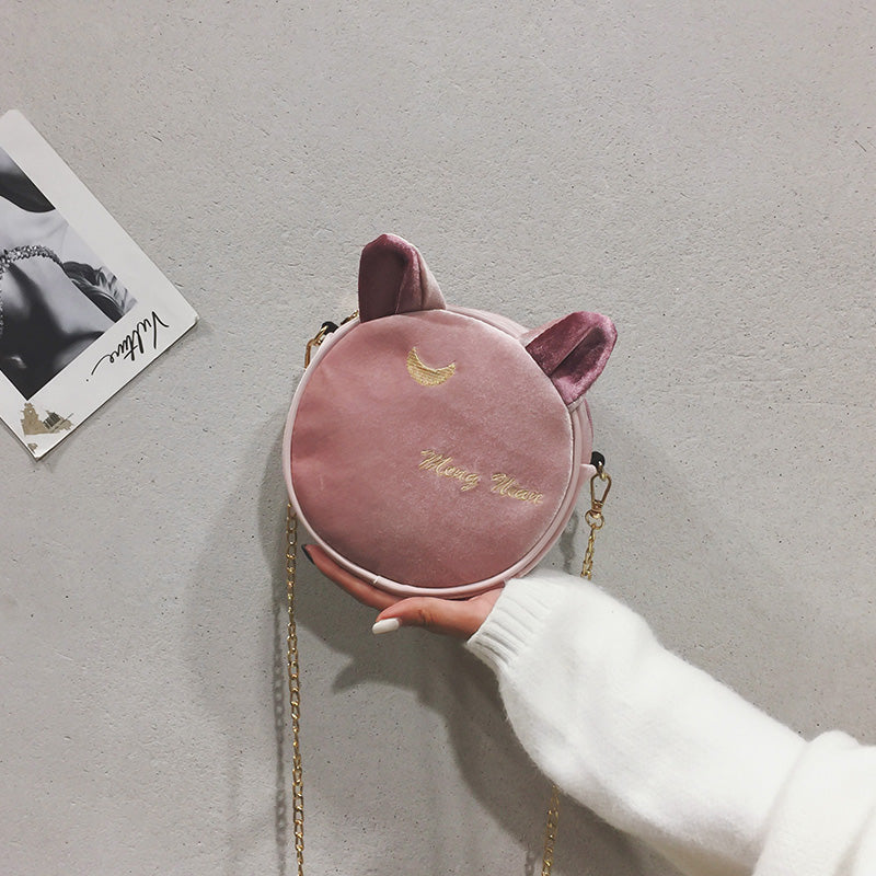 Cos cat ears shoulder bag yc20497