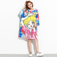 Lolita Sailor Moon T-Shirt      YC21409