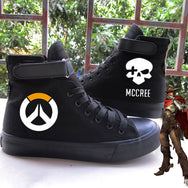 Overwatch high shoes YC20268