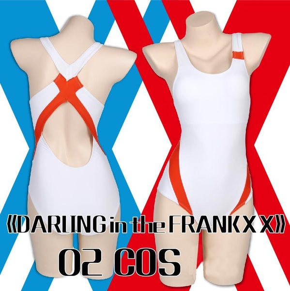 Darling In The Franxx 02 Zero Swimsuit YC20052