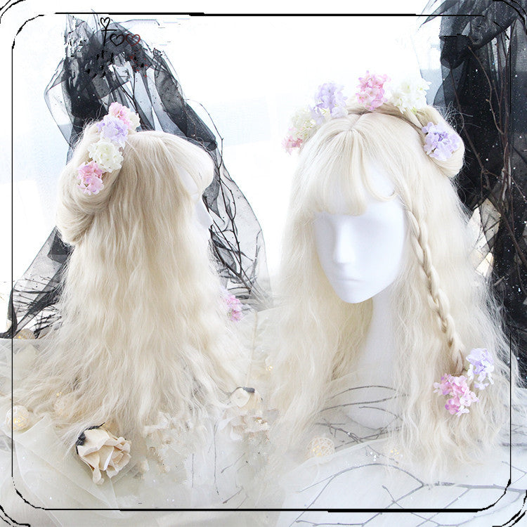 Lolita air bangs wig  YC21321