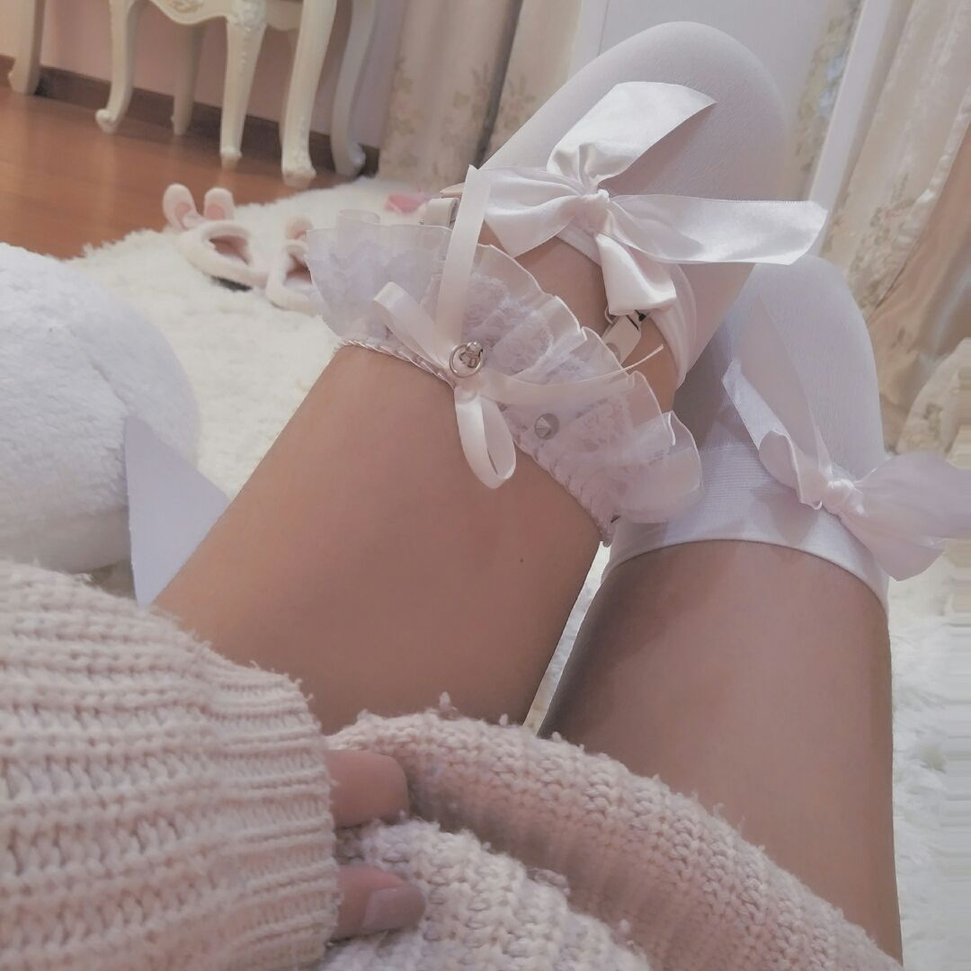 Cute lolitaCOS leg ring YC20289