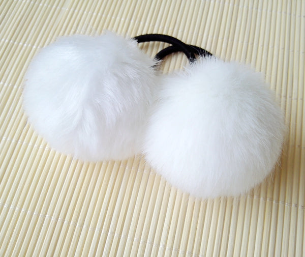 Japanese Cute Hairy Hair Ring (1 pair)YC20313