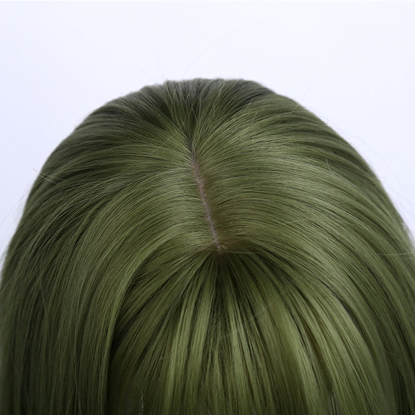 cosplay green wigs yc20611