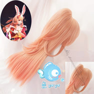 Pink online game Cos wig YC20151