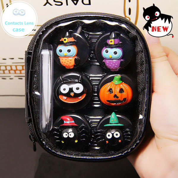 Halloween cos contact lens case YC21880