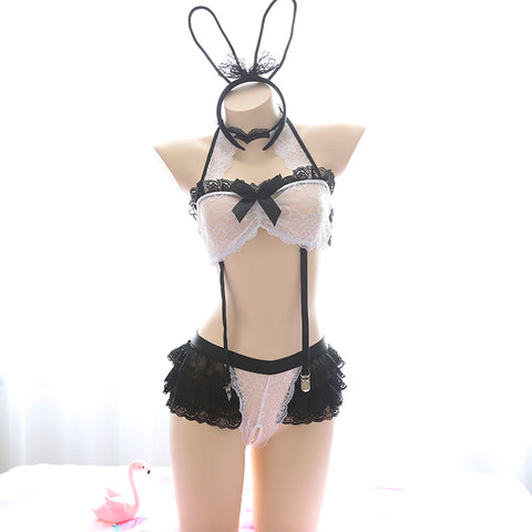 Japanese sexy COS bunny uniform YC20278
