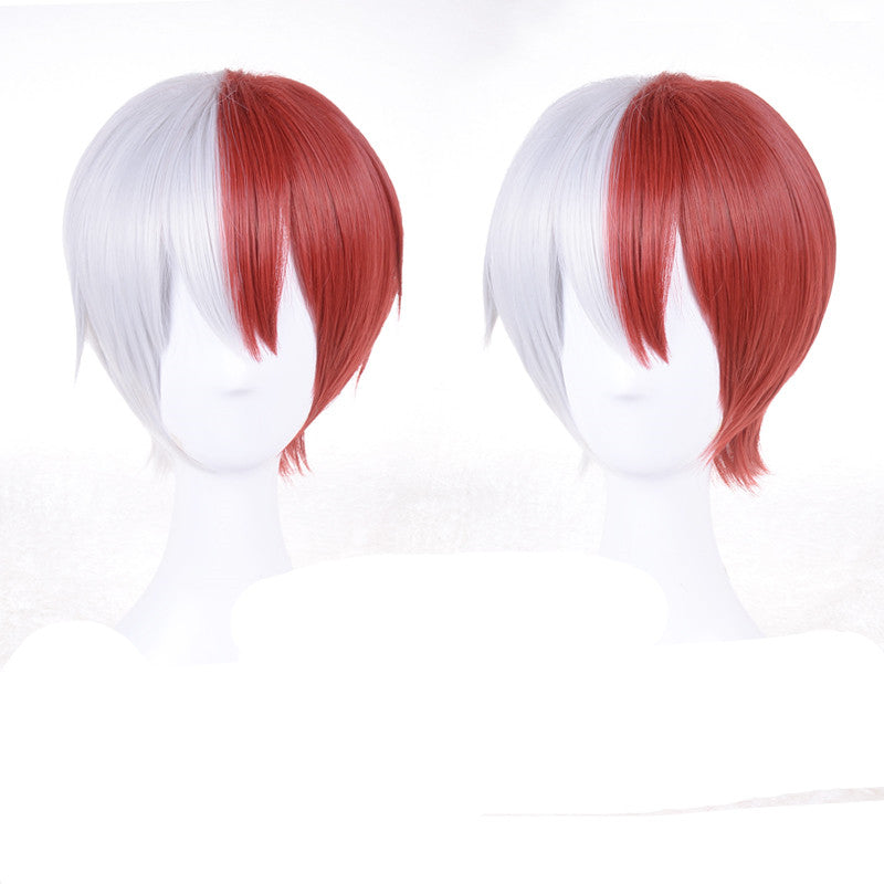 My hero academia Mixed Color COS Wig YC20321