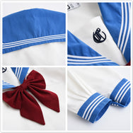 Japanese sailor uniform yc22642