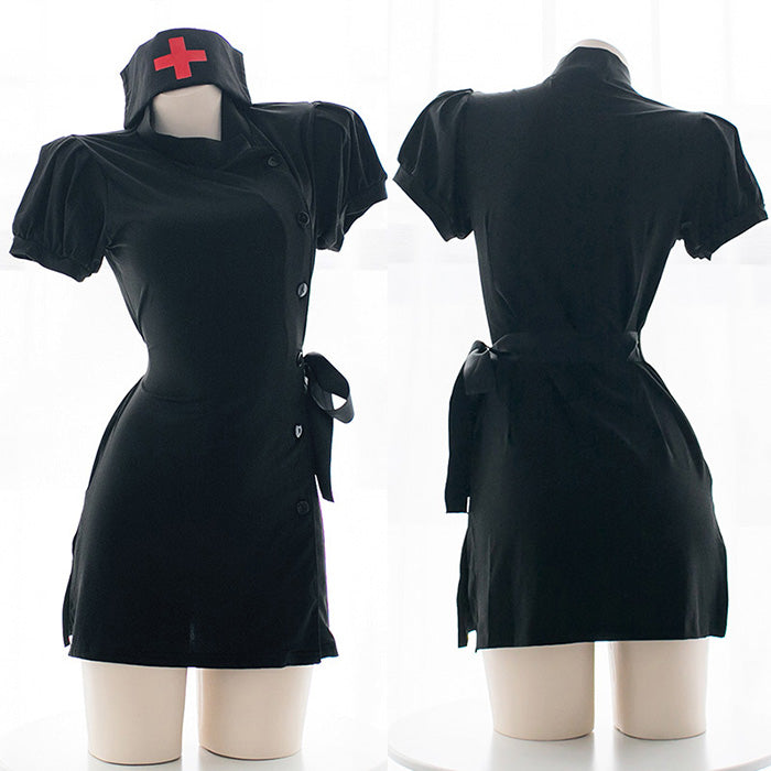 Harajuku cosplay nurse uniform dress YC20427
